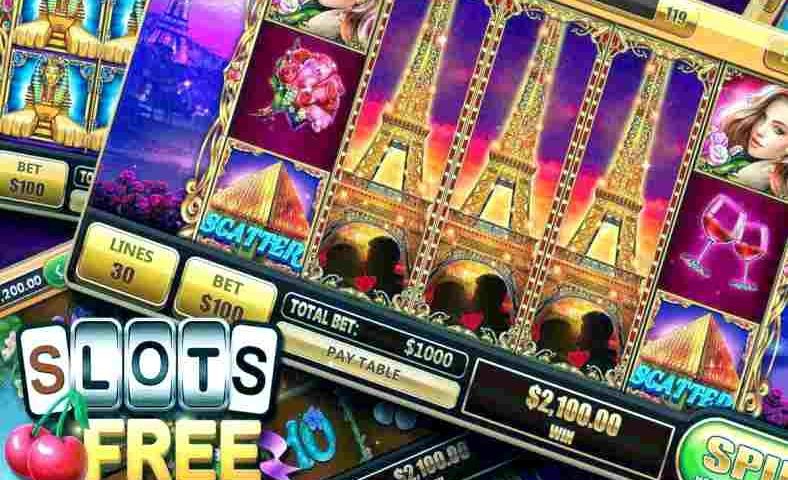 Free slot play online